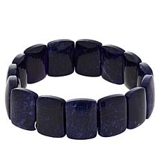 Jay King Cushion-Cut Gemstone Bead Stretch Bracelet