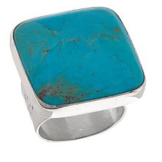 Jay King Kingman Turquoise Sterling Silver Ring