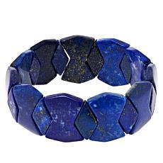 Jay King Lapis Circles Stretch Bracelet