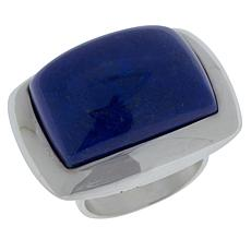 Jay King Sterling Silver Lapis Ring