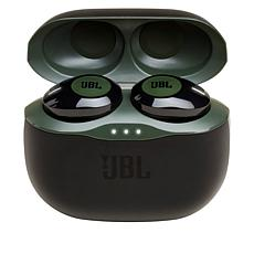 JBL Tune 120 Truly Wireless Earbuds with Charging Case