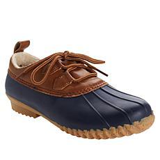 JBU by Jambu Glenda Duck Shoe with Faux Fur Interior