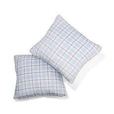 Jeffrey Banks Set of 2 Decorative Plush Pillows