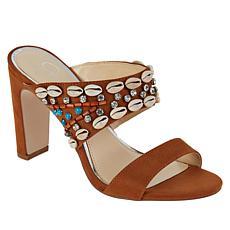 Jessica Simpson Ambelle Embellished High-Heel Sandal