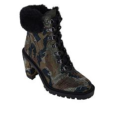 Jessica Simpson Delilah Dazzling Faux Fur Boot