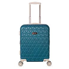 Jessica Simpson Dreamer 20-inch Hardside Luggage - Teal
