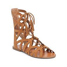 "Jessica Simpson ""Karalia"" Suede Lace-Up Sandal"