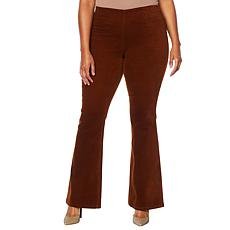 Jessica Simpson Pull-On High Rise Flared Jean - Missy
