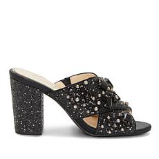 Jessica Simpson Rizell Slip-On Block-Heel Sandal