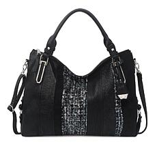 Jessica Simpson Ryanne Patchwork Tote