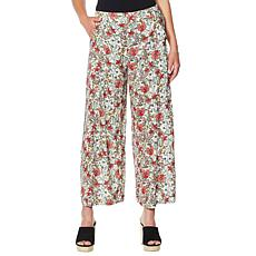 Jessica Simpson Saydee Printed Wide-Leg Soft Pant