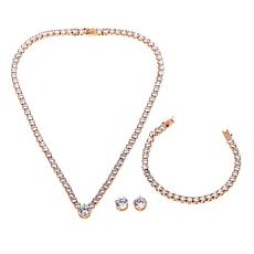 "Joan Boyce Azeudee's ""My Best Night Out"" 3-piece Jewelry Set"