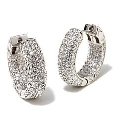 "Joan Boyce ""Small but Perfect"" Hoop Earrings"