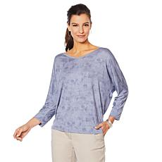 Jones NY 3/4 Sleeve Easy Top - Missy