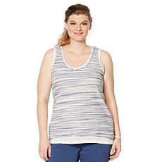 Jones NY Double-Layer Tank - Plus