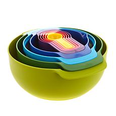 Joseph® Joseph 9-piece Nesting Mixing Bowl Set