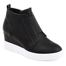 Journee Collection Women's Clara Sneaker Wedge