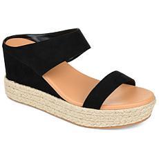 Journee Collection Women's Comfort Foam Alissa Slide