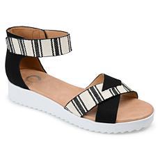 Journee Collection Women's Java Sandal