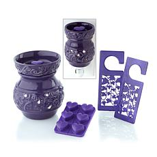 JOY 10-piece Set Forever Fragrant® Warmers and More