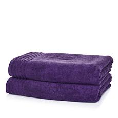 JOY 2-piece Large Supreme Stretch™ Bleach/Cosmetic-Resistant Towels
