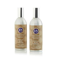 JOY 2pc Forever Fragrant® Odor-Eliminating Room Spray