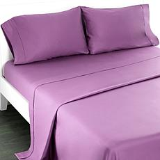 JOY 4pc Luxury Sheet Set w/Warm & Cool Temp Technology