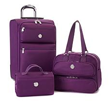 JOY First Class TuffTech™ Luggage with SpinBall® Wheels