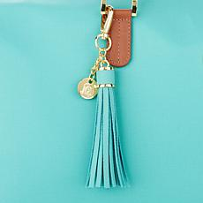 JOY Handbag Charm Collection Leather Tassel