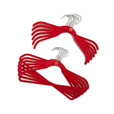 JOY  Huggable Hangers® 36-piece Set - Chrome