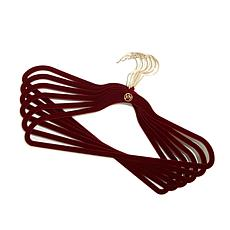 JOY Huggable Hangers® Suit Hangers 24-pack - Brass