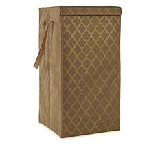 JOY Ultimate Closet Collapsible Large Hamper - Brass