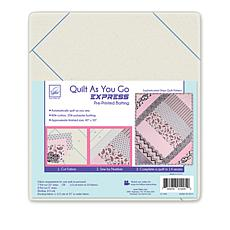 June Tailor Quilt As You Go Sophisticated Strips Quilt