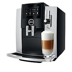 Jura S8 Moonlight Silver Automatic Coffee Machine