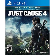 Just Cause 4: Day One Edition - PS4