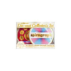 Kahootz Spirograph Die Cast 50th Anniversary Collectors Set