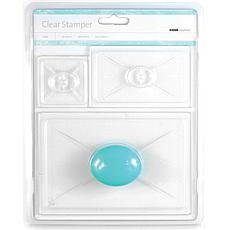 Kaisercraft Clear Stampers in 3 Sizes