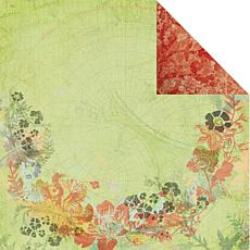 "Kaisercraft Lush 12"" x 12"" Double-Sided Paper - Bonzai"