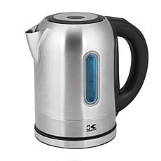 Kalorik 1.7-Liter Digital Water Kettle w/Color LED - Stainless Steel