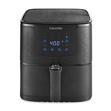 Kalorik 5.3-Quart Digital Air Fryer XL - Matte Black
