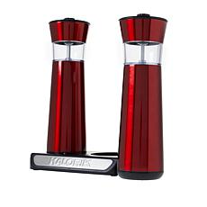 Kalorik Stainless Steel Rechargeable Spice Mill Set