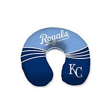 Kansas City Royals Memory Foam U-Neck Travel Pillow