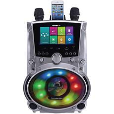 Karaoke USA WK760 All-in-One Multimedia Wi-Fi Karaoke System