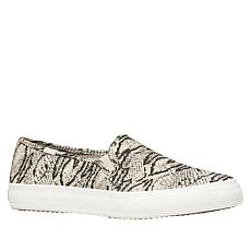 Keds Double Decker Animal Print Slip-On Sneaker