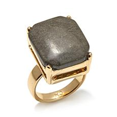 "Kelly Killoren ""Jeannie"" Rectangular Stone Ring"