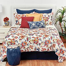Kennedy Full/Queen Quilt Set