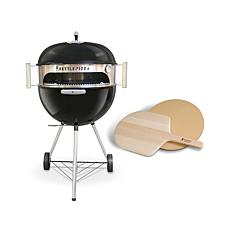 KettlePizza Deluxe Wood-fired Pizza Oven Kit