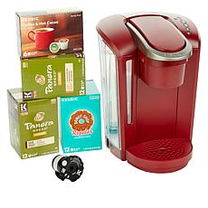 Keurig K-Select Coffee Maker with 42 K-Cups and My K-Cup
