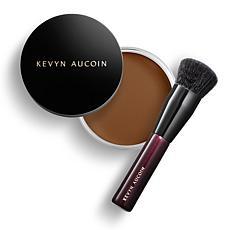 Kevyn Aucoin Deep FB 16 Foundation Balm with Brush