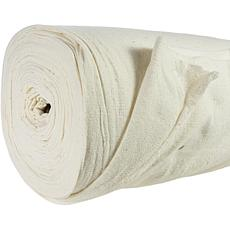 """King Size Cotton Batting By The Yard - 124"""" x 30yds."""